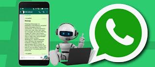 Kini WhatsApp Mendukung aplikasi Bot