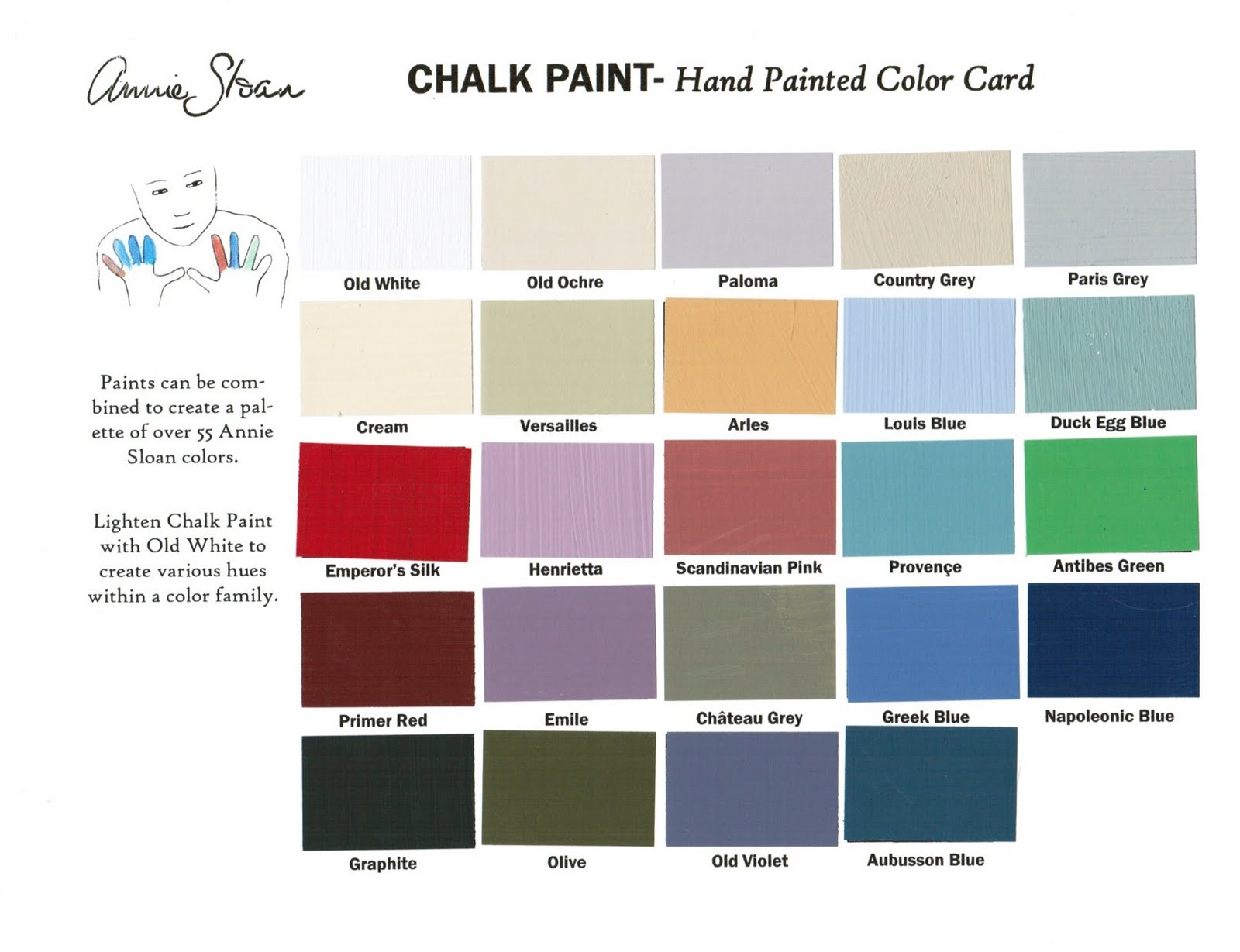 Annie Sloan Chalk Paint Colors For Kitchen Cabinets