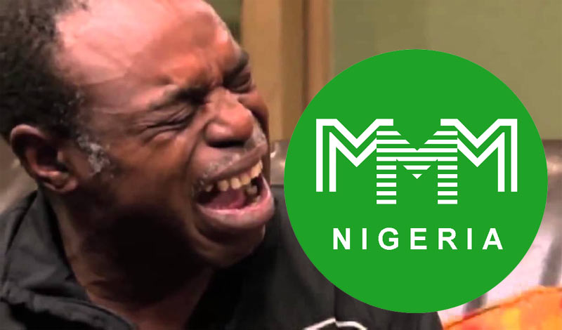Used my school fees, suicide is the next option - Angry Nigerians blast MMM