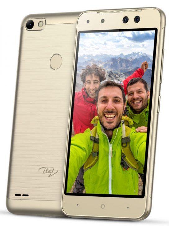 Itel S21 Smartphone With Dual Selfie Camera