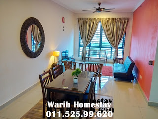Warih-Homestay-Living-Room