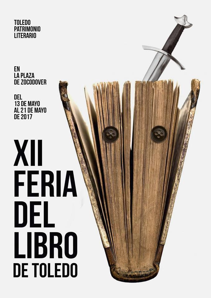 TOLEDO-LIBRERÍA-LA MADRIGUERA DE PAPEL-FERIA DEL LIBRO DE TOLEDO 2017