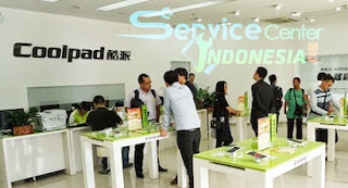 Service Center HP Coolpad di Padang