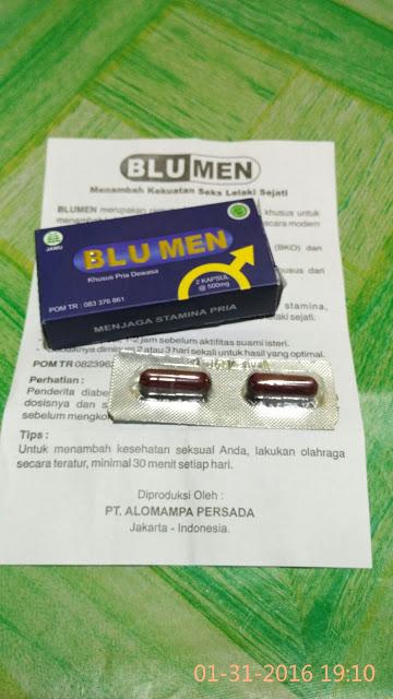 jual blumen obat kuat pria perkasa di metro lung toko online