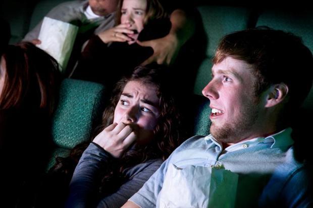 كيف تؤثر مشاهدة أفلام الرعب على الصحة!!
