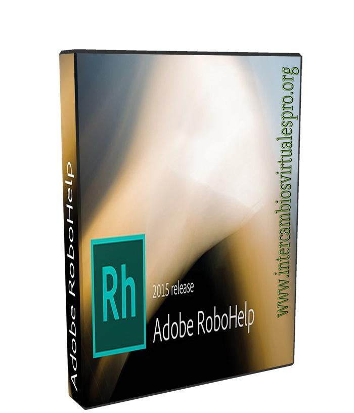 Adobe RoboHelp 2015 v12.0.4.1 poster box cover