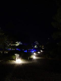 知恩院夜間拝観 友禅苑