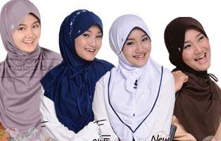 Model Hijab Rabbani Untuk Anak Sekolah Modern Terbaru