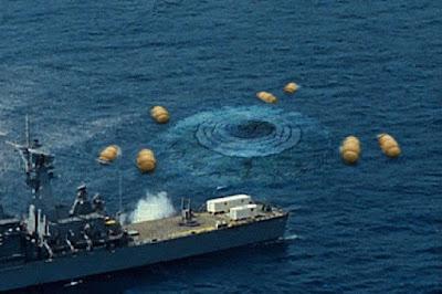 Ex-operador de radar da MB relata avistamento de OVNI a bordo do CT Pará (D27)