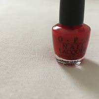 OPI rouge apple