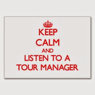 Listen to a tour manager image