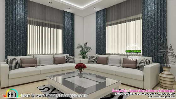 Living room view interior