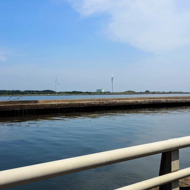 銚子 利根川河口