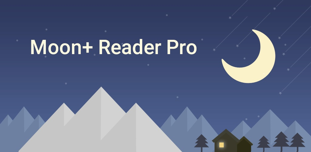 Moon+ Reader Pro v4.4.1 build 441004 Final [Patched + Mod] APK