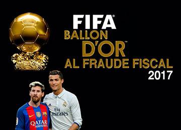 el villano arrinconado, humor, chistes, reir, satira, Fifa, Balon de Oro, Messi, Ronaldo