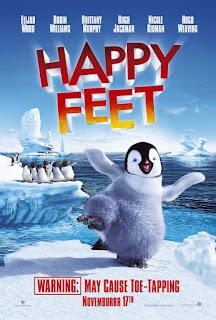 Happy Feet (2006) เพนกวินกลมปุ๊กลุกขึ้นมาเต้น