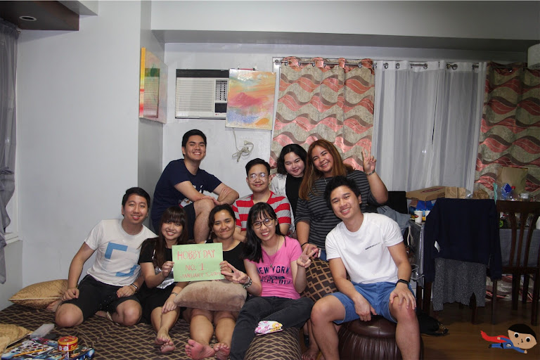 """The """"Hobby Day"""" Movement: -- more barkada bonding and experience"""