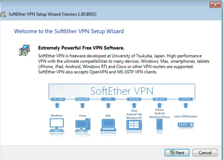 Tutorial dan Cara Setting VPN di Windows7