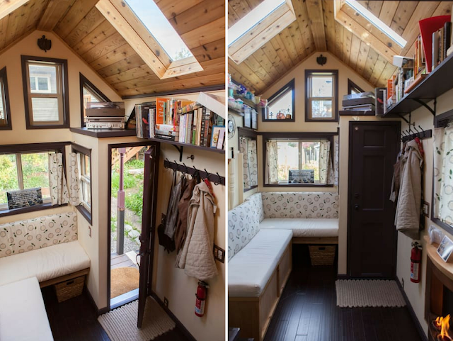 Pocket Mansion tiny house