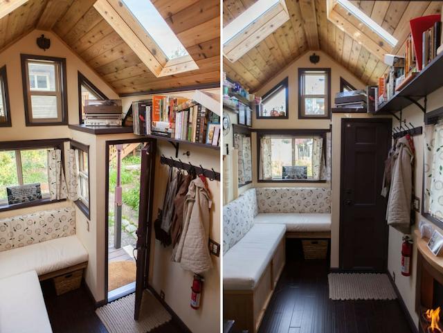 Pocket Mansion tiny house