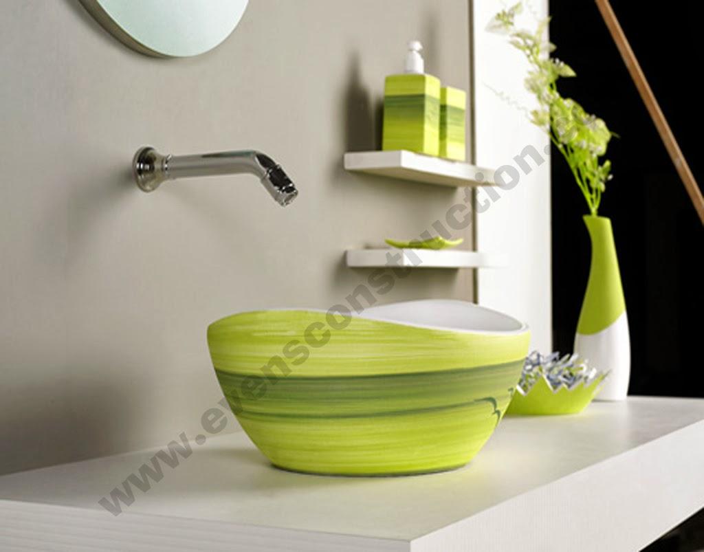 Evens Construction Pvt Ltd: Wash Basin : Gallery