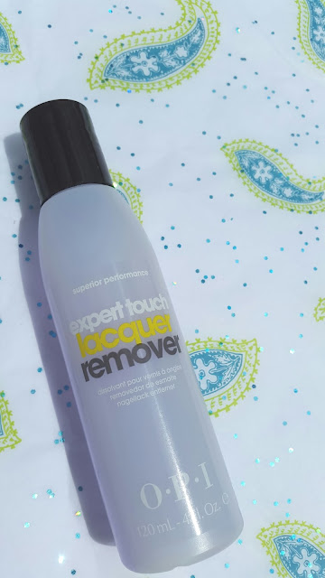 O.P.I Expert Touch Lacquer Remover - www.modenmakeup.com