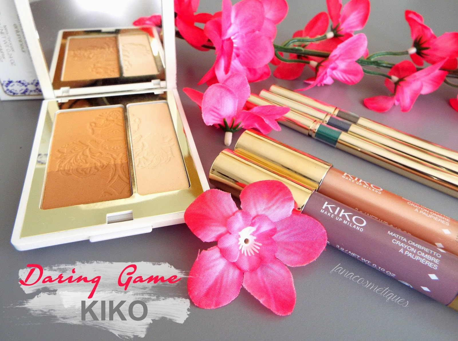 Jeu de séduction avec la collection Daring Game de KIKO