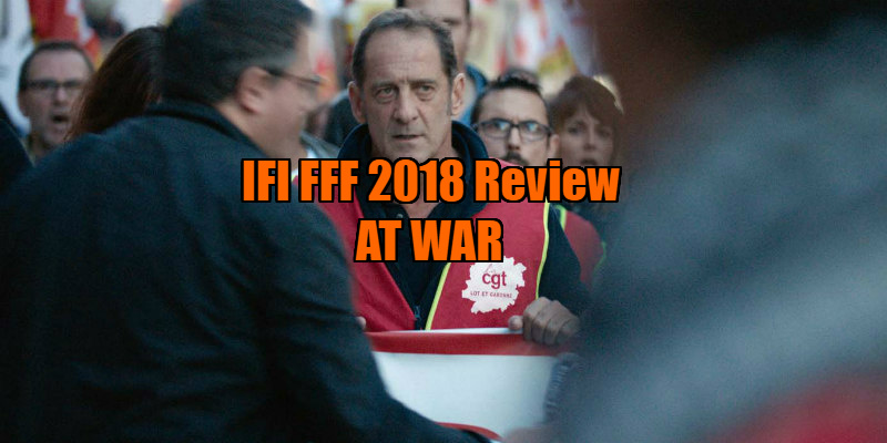 at war film review