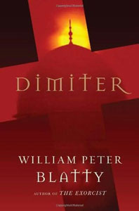 Portada de Dimiter, de William Peter Blatty