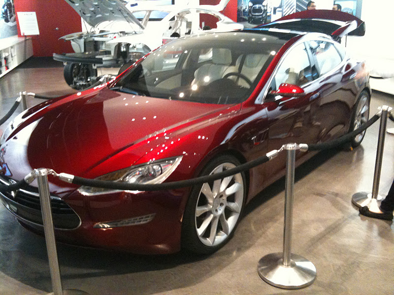 --CarJunkie's Car Review--: 2011 Car Awards: Best Electric Vehicle