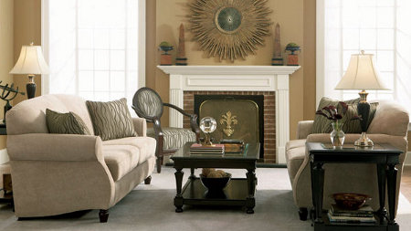 Beige, a classic on the walls and decor 2
