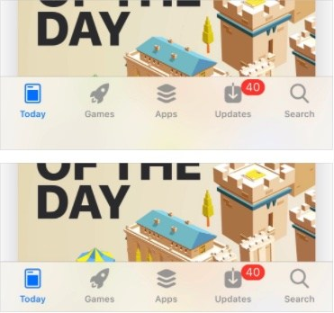 Saw-tweak New useful tweaks for the ios 11 Apple