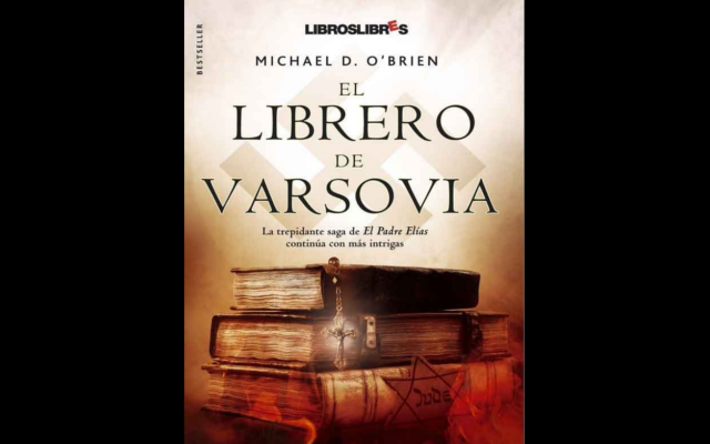 El librero de Varsovia de Michael OBrien