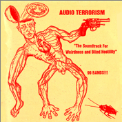 AUDIO TERRORISM 99 band compilation