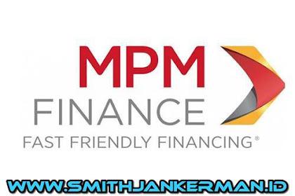 Lowongan PT. MPM Finance Pekanbaru Maret 2018