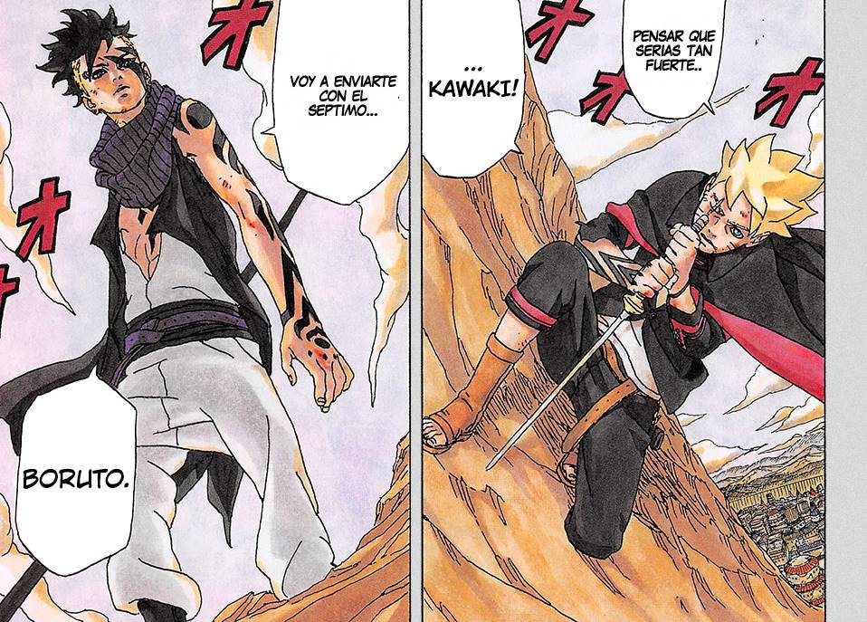 Boruto Manga 1 Español