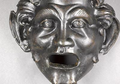 Puerta Romana descubierta en la antigua ciudad de Hippos puede resolver el misterio de la máscara de Pan