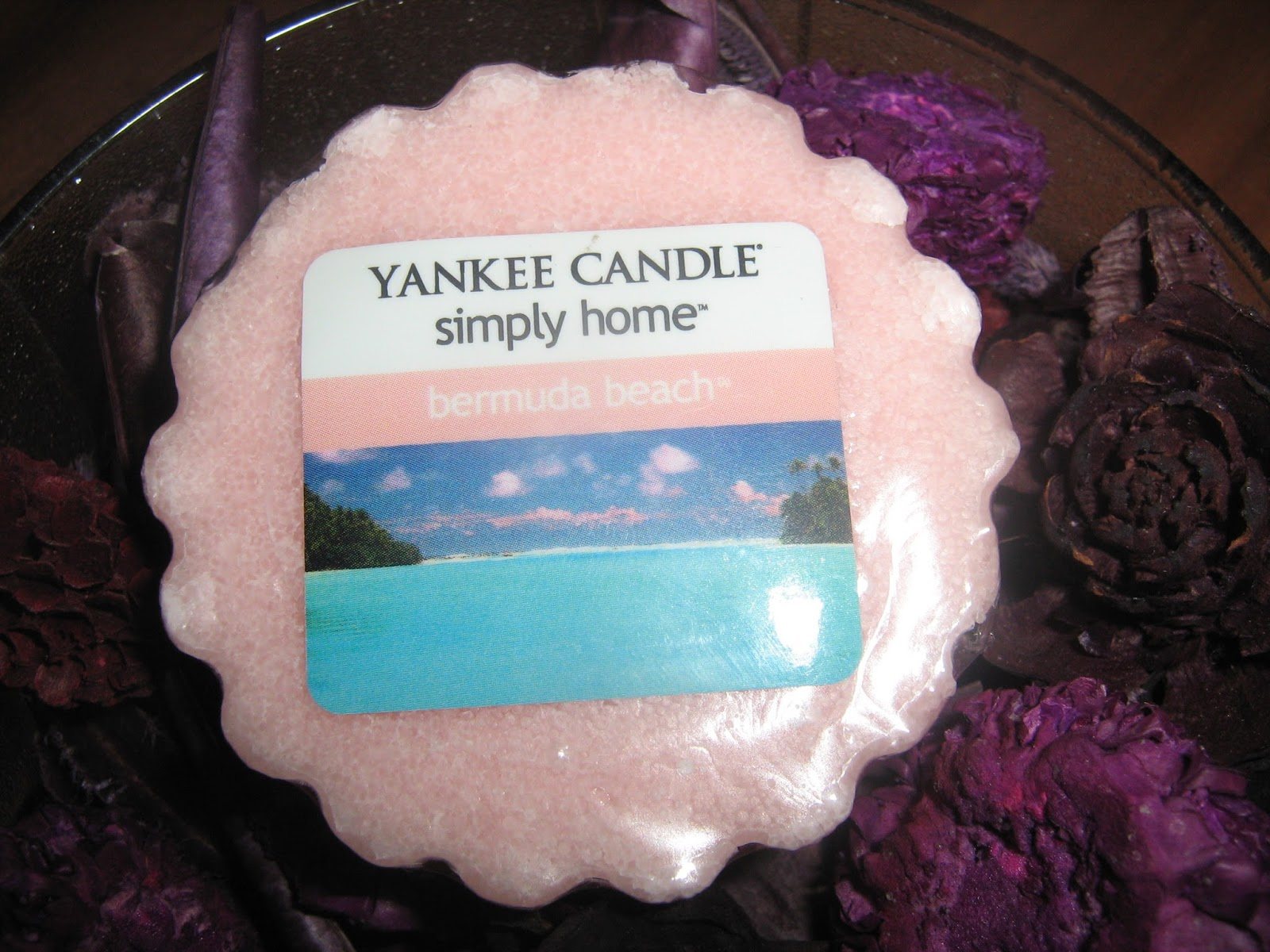 Yankee Candle, Bermuda Beach / True Rose + unikaty