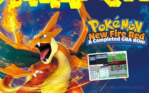 Pokemon New FireRed