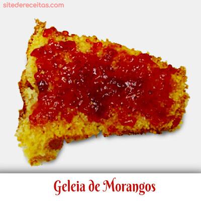 Geleia de Morangos
