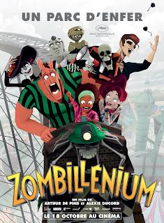 Zombillénium – review