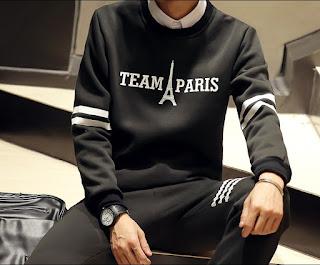 Sweater Pria Murah Model Korea Terbaru Juni 2016