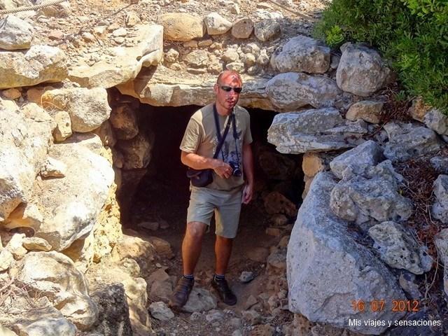 Poblado de Torralba, Menorca