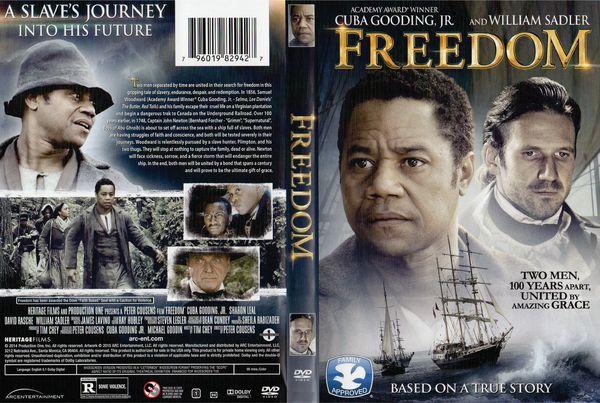 La Libertad – Castellano, Inglés – DVD9