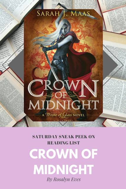 Crown of Midnight by Sarah J Maas a Sneak Peek on Reading List