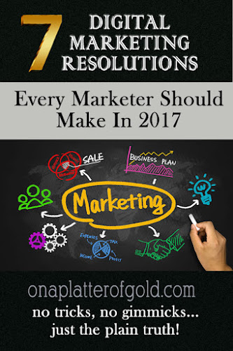 Digital marketing resolutions every marketer should make