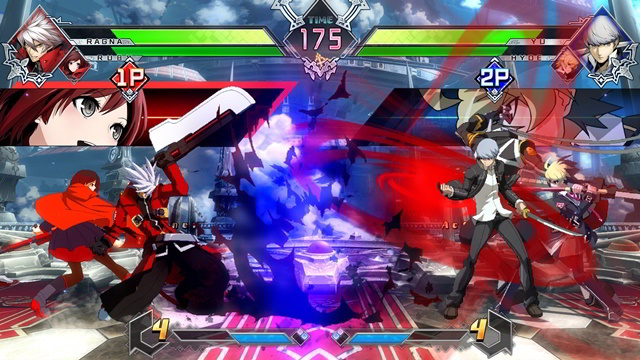 BlazBlue: Cross Tag Battle (2018) PC Full
