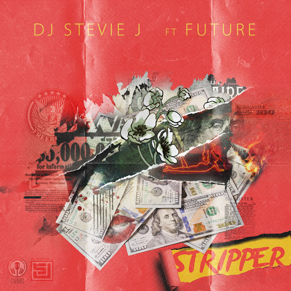 DJ Stevie J - Stripper (feat. Future) - Single  Cover