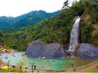Pesona Cantik Air Terjun Bidadari Bogor (Curung Bojong Koneng)