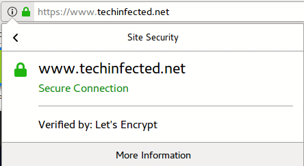 Get Free SSL certificate with Let's Encrypt on Ubuntu Apache Server